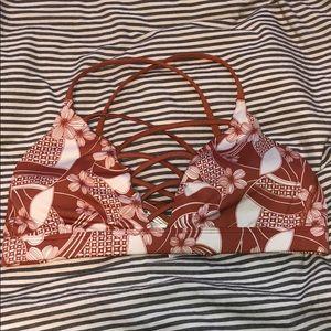 Victoria's secret sports bra/swim top